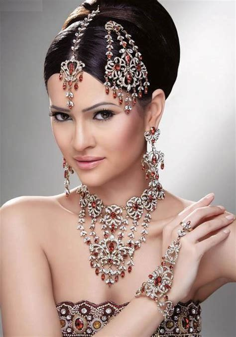 Bridal Jewelry by Warlock Wedding Planners 2012 Indian Bridal Jewelry Trends
