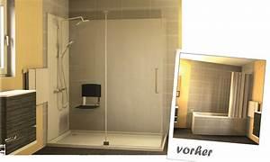 Wanne Raus Dusche Rein : badewanne zur dusche umbauen ~ Michelbontemps.com Haus und Dekorationen