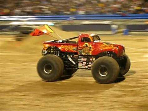 monster truck show el paso monster truck captain s curse monstertrucks tv