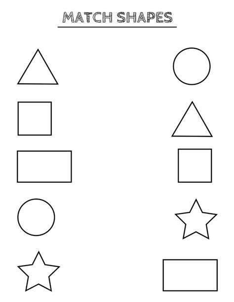 free printable worksheets for preschool shapes free printable shapes worksheets for toddlers and