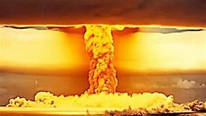 Pics For > Real Atomic Bomb Explosion