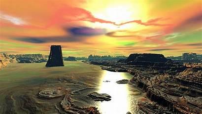 Landscape 3d Windows Wallpapers Desktop Nature 1080p