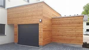 Garage Mit Holz Verkleiden : holzgarage laumer ~ Watch28wear.com Haus und Dekorationen