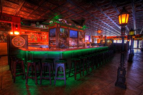 Bar Decor by Decorating Bar Ceilings With Ceiling Tiles