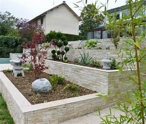 Déco De Jardin : paysage jardin exceptionnel et sophistiqu en 53 id es ~ Melissatoandfro.com Idées de Décoration