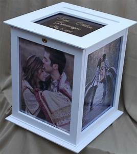 Picture frame wedding card box on sale wedding card box for Wedding cards with box online