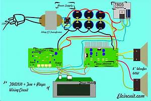 Assembling Complete Amplifier Tda2030