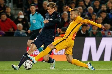 Barcelona 2-1 Atletico Madrid: Luis Suarez sparks Barca ...
