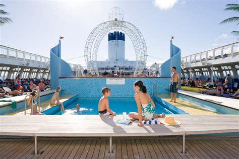 Carnival Australia - P&O Cruises Voted Best Family Cruise Line