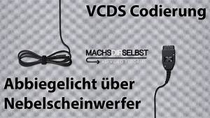Audi A3  8v   Abbiegelicht  U00fcber Nsw Codieren Mit Vcds