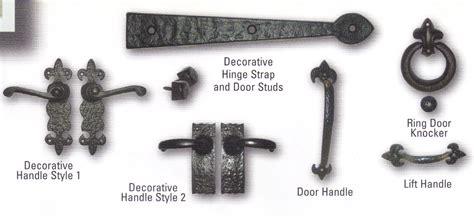 iron garage door hardware cast iron decorative hardware a plus garage doors