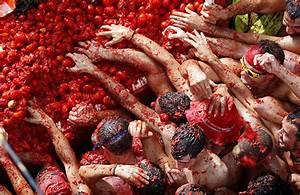 La Tomatina Festival 2016 Latest Pictures Full HD