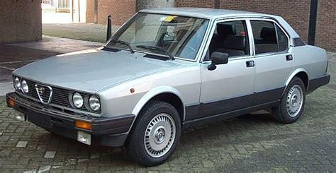 Alfa Romeo Alfetta  Wikipedia, Wolna Encyklopedia