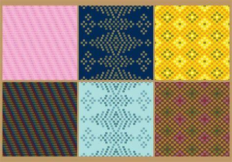songket textures   vectors clipart graphics