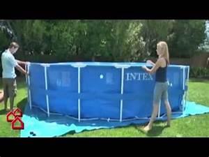 Bauhaus Pool Zubehör : bauhaus tv produktvideo schwimmbecken metal frame pool youtube ~ Sanjose-hotels-ca.com Haus und Dekorationen