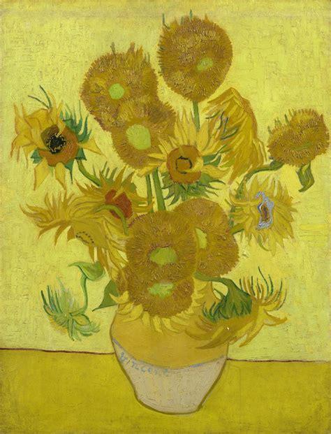 Zonnebloemen Van Gogh Museum