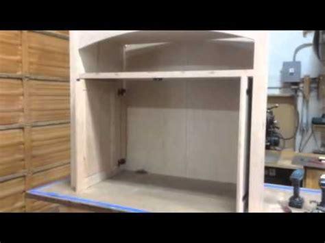 base corner cabinet custom pocket doors on media cabinet