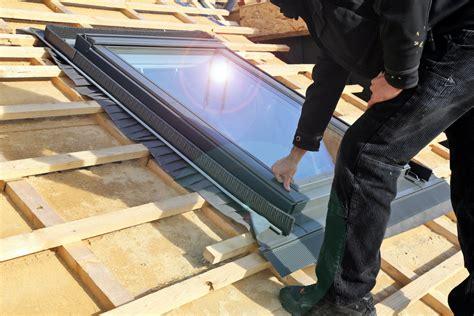 dachfenster einbauen genehmigung dachfenster einbauen so gelingt der einbau des