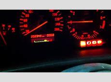 BMW E36 325i Mass airflow sensor problem YouTube