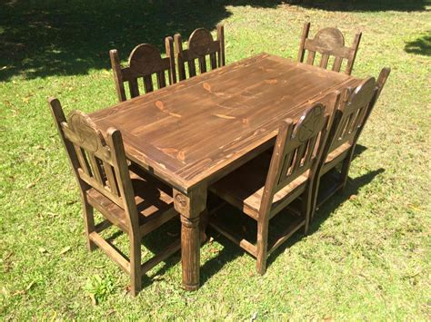 Texas Star Dining Room Table