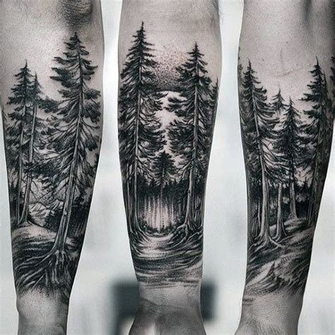 Sleeve Meaning by Forest Sleeve Tattoo Designs Ideas And Meaning Tattoos