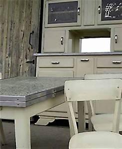 Cuisine Style Année 50 : buffet cuisine ann es 50 esprit cabane idees creatives ~ Premium-room.com Idées de Décoration