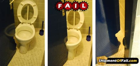 19 Most Epic Bathroom Fails That Will Make You Hold It Until You Get Home