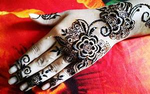Best Arabic Mehndi Designs 2017 For Full Hands Images