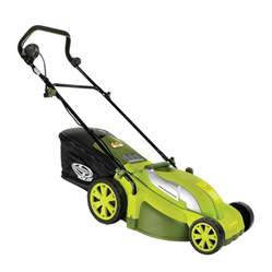 shop sun joe mow joe 13 amp 18 1 in deck width corded