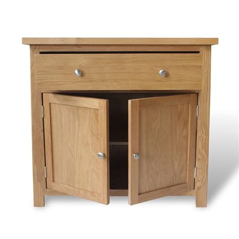 Mini Sideboards by Oaksby Mini Sideboard Oak Direct