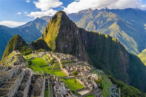 The Best Way To Get To Machu Picchu A Long And Tricky
