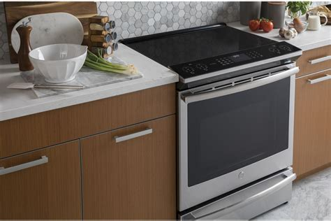 general electric phsypfs     electric induction range   elements stainless