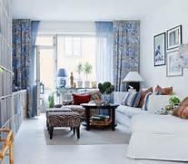 Blue Apartment Decor Scandinavian Interiors Interior Design Files  Appartamento Dal Design Svedese Ideare Casa Swedish House Interior Design House Design And Decorating Ideas