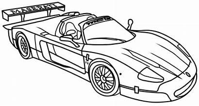 Maserati Mc12 Step Draw Learn Drawing Cars