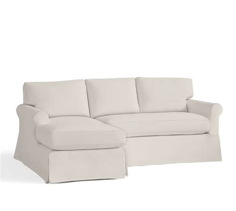 Pottery Barn Turner Sofa Craigslist by Pottery Barn Pearce Sectional Chaise Pottery Barn Turner