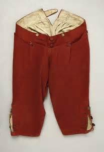 18th Century Men's Breeches