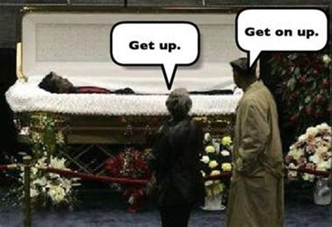 at james brown s funeral if you think it s tasteless