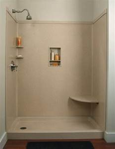do it yourself remodeling shower kits in kitchen walk With how to fix bathroom wall panels