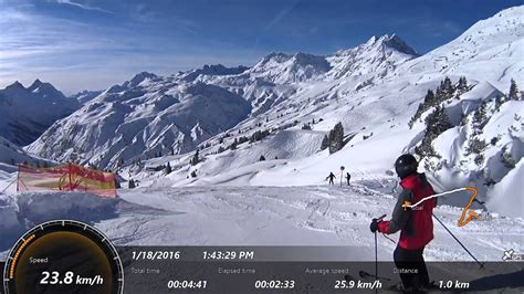 It offers a choice of tempting options for breakfast and dinner. Ski in Lech Zürs am Arlberg, Austria 2016 - YouTube