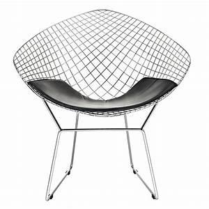 Bertoia Diamond Chair : bertoia style diamond wire chair ~ A.2002-acura-tl-radio.info Haus und Dekorationen