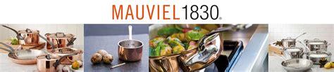mauviel cuisine mauviel casseroles et poêles mauviel 1830