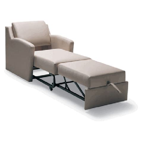 Fold Out Sleeper Chair by Carolina Amico 1659 S Healthcare Sleeper Chair
