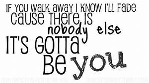 One Direction Song Quotes. QuotesGram