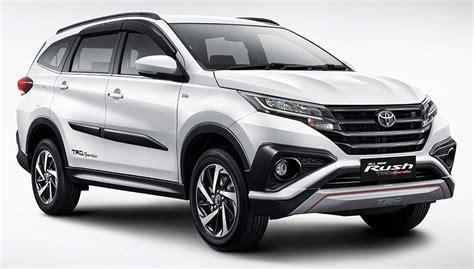 七座SUV,全新第三代 2018 Toyota Rush 于印尼发布! 2018 Toyota Rush ...