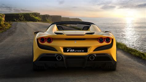 Ferrari star charles leclerc has backed lewis hamilton in the face of his critics. The 2020 Ferrari F8 Spider Is a 710-HP Banshee   Automobile Magazine