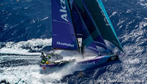 volvo ocean race making   move scuttlebutt