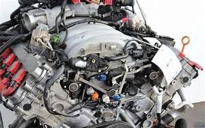 2008 2009 Audi S6 S8 5 2 Engine 5 2l 8 Cylinder Motor