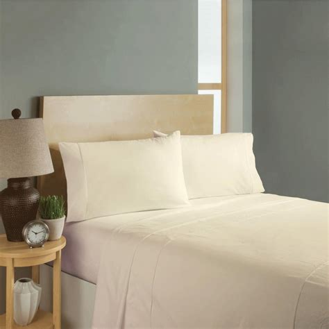 Soft Beds by Simple Sheets Sleep Soft Bed Sheets Set Beige