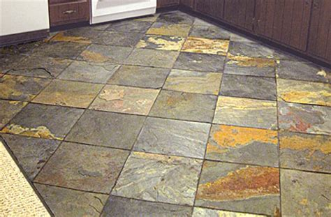 slate flooring cost buying tips installation