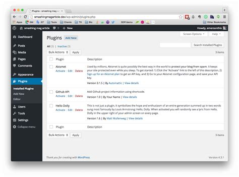 """Making A Wordpress Plugin That Uses Service Apis, """"from"""